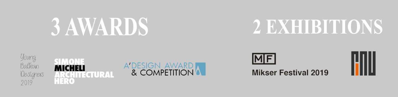 Ana Dyrmo awards